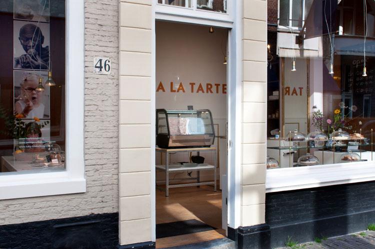 taartenwinkel-den haag-molenstraat-centrum-a la tarte