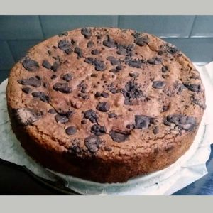 vegan-glutenvrije-kikkererwten-taart